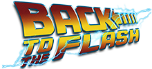 Logo Back To The Flash